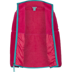 Marmot Lariat Fleece Jacket Jenter disco pink
